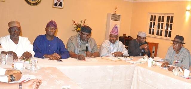 APC Governors' Forum Meet In Lagos