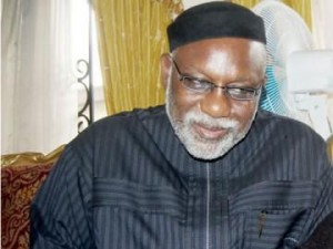 Why Akeredolu Was Absent At Governorship Debate