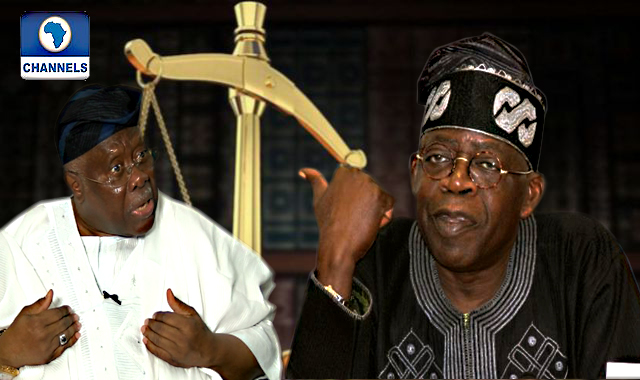 PDP, Tinubu Architects Of My Downfall- Bode George