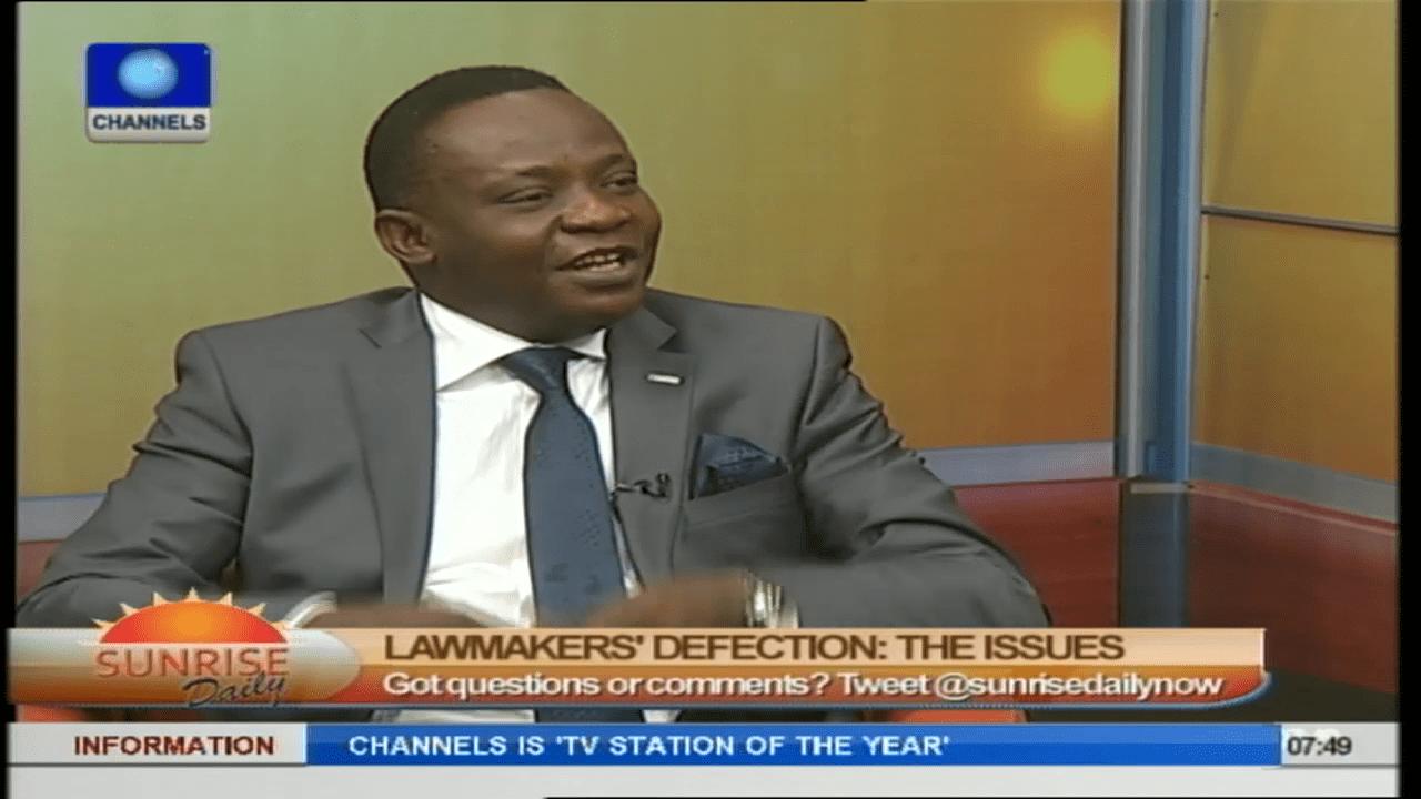 Tambuwal Must Defect To APC To Remain Speaker – Nwagwu