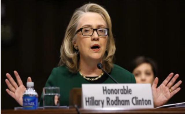 "Clinton Calls Benghazi Her ""Biggest Regret"""