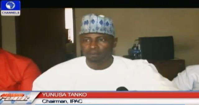 National Dialogue: IPAC Condemns Exclusion Of Political Parties