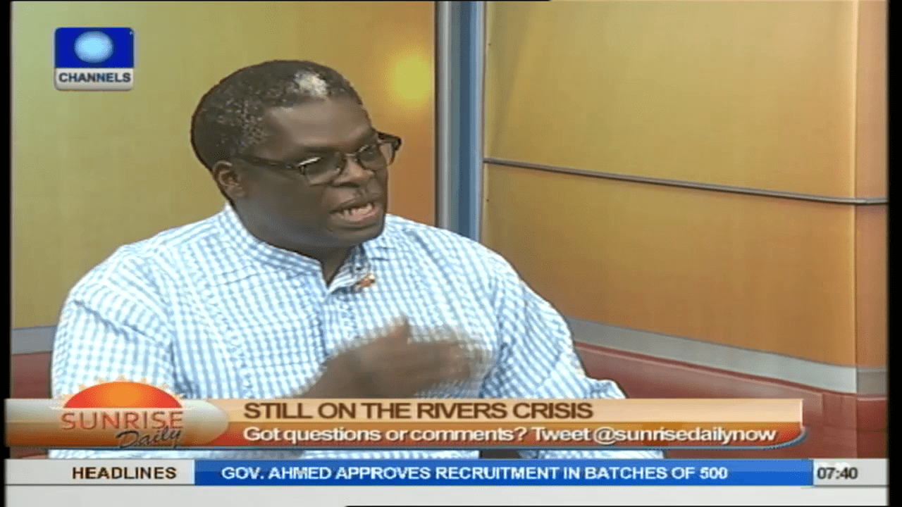 Group Accuses Police Of Causing Political Imbalance In Rivers State