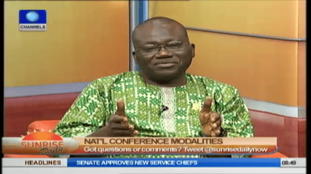 National Conference Has Gone Through 'Desired Quality Control' – NLC