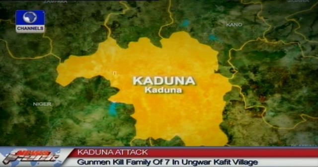 Gunmen KIll Family of Seven In Kaduna Village