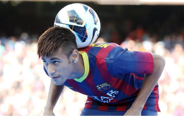 Santos To Sue Neymar's Father