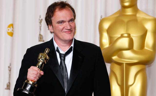 Tarantino Sues Website, Publisher Over Script Leak