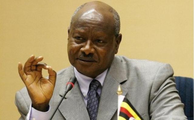 Uganda Troops Fighting South Sudanese Rebels