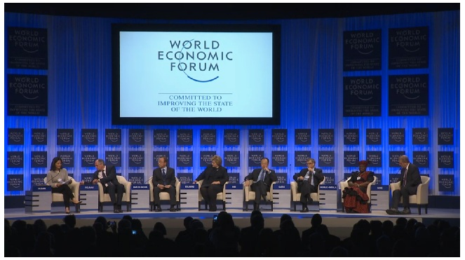 #WEF14: World Leaders Advocate Changing Climate For Growth And Development
