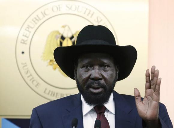 South Sudan President Salva Kiir Hits Out At UN