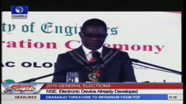2015 General Elections: NSE ask INEC to explore Nigeria made systems