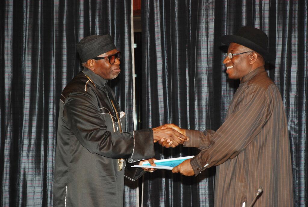 Jonathan Urges Governors To Encourage Participation of Holy Pilgrimages