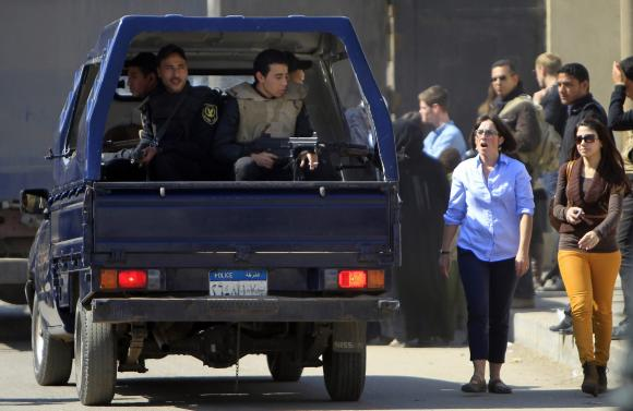 20 Journalists To Be Tried In Cairo