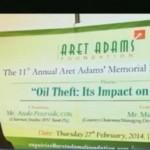 Aret Adams Lecture