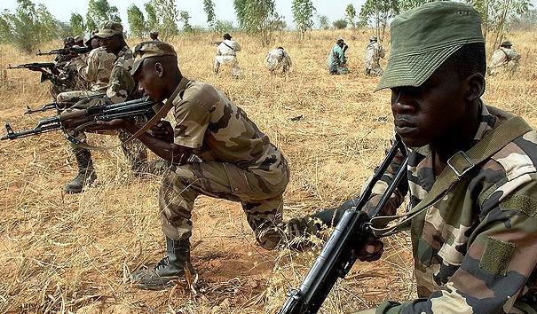 Nigerian Army Kills Boko Haram Spy In Borno