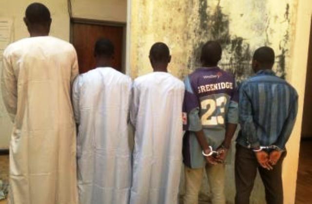 5 Boko Haram Members Arrested In Kaduna