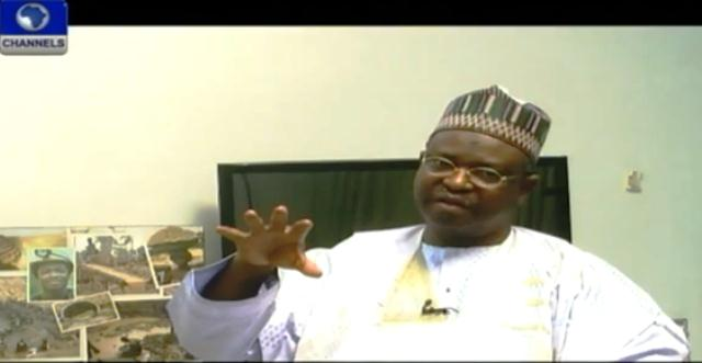 Na'Abba Challenges Politicians Over Jonathan's 'Single Term Agreement'