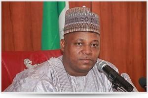 Gov Shettima Borno