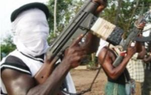 Gunmen local