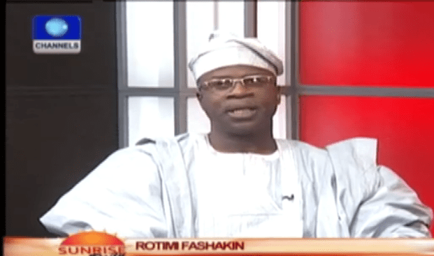 Boko Haram: Let The President Resign; He Has Failed – Rotimi Fashakin