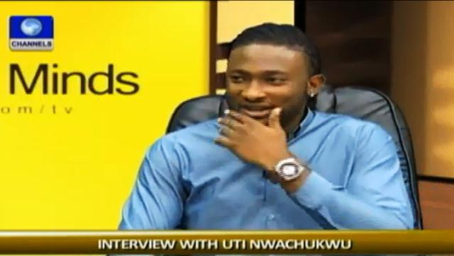 I Am Not Playing Music For Money – Uti Nwachukwu