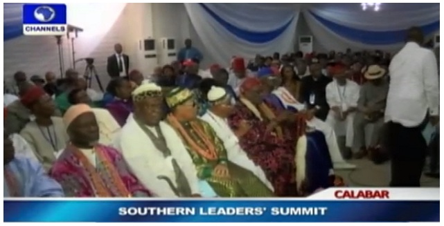 Southern Leaders Hold Summit Ahead Of National Conference
