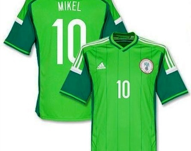 Super Eagles World Cup Jersey Unveiled