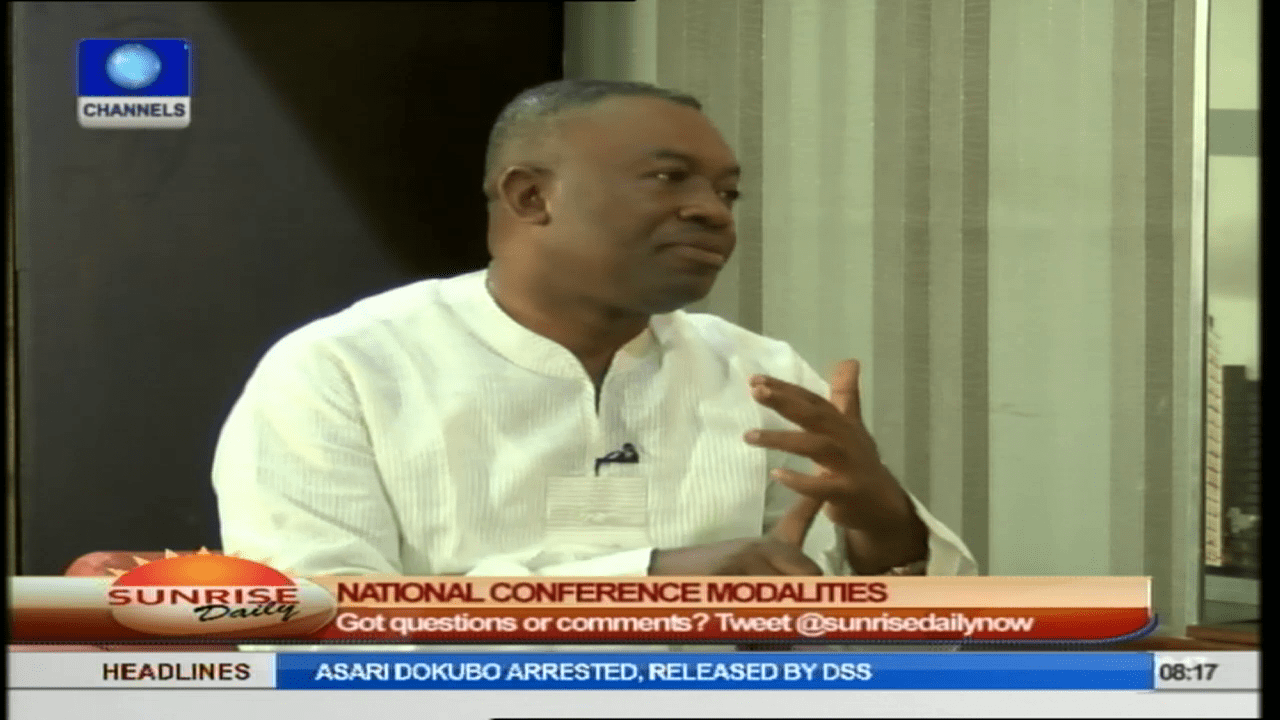 Lawyer Expresses Fear That National Confab Would Be Hijacked By Politicians