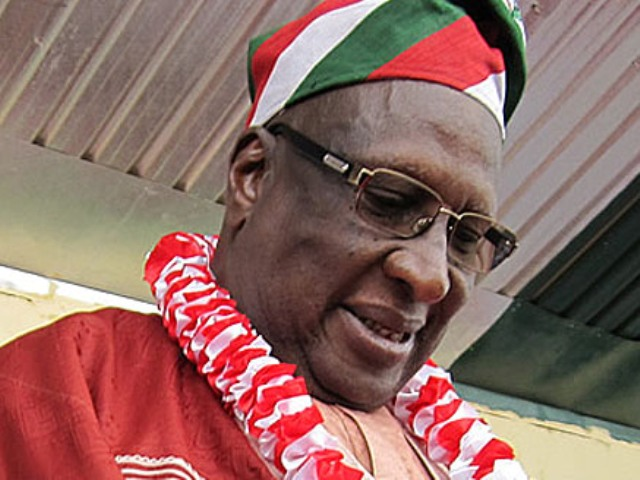 I Will Support Jonathan If He Decides To Contest In 2015- Tukur