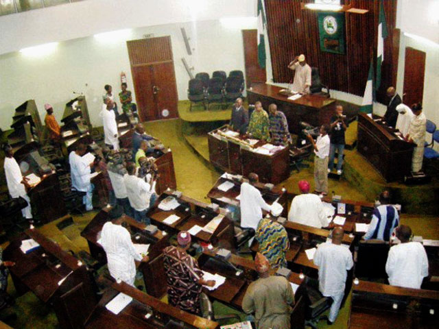 Ogun Finance, Works Commissioners Appear Before State House Of Assembly