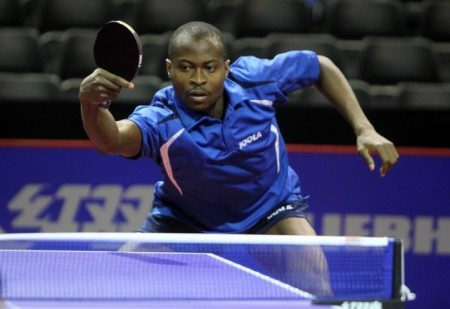 Nigerian Players Crash Out Of Singles Event At ITTF World Tour In Kuwait