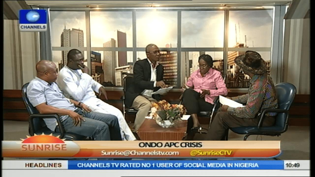 APC Ondo Crisis: State Politicians Speak Against Imposition Of Leaders