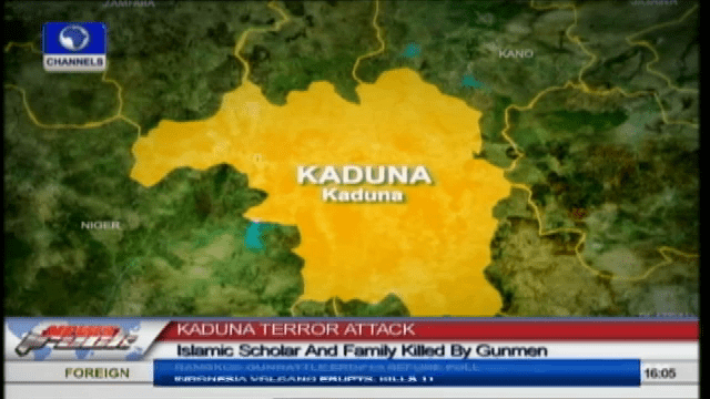 Unknown Gunmen Kill Islamic Scholar and Family