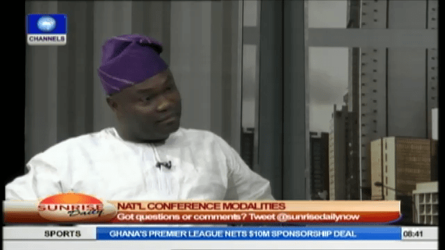 National Conference: Delegates Should Be Elected Not Chosen – Ashiru