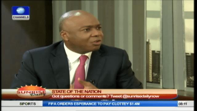 Saraki Defends APC's Block Budget Directive