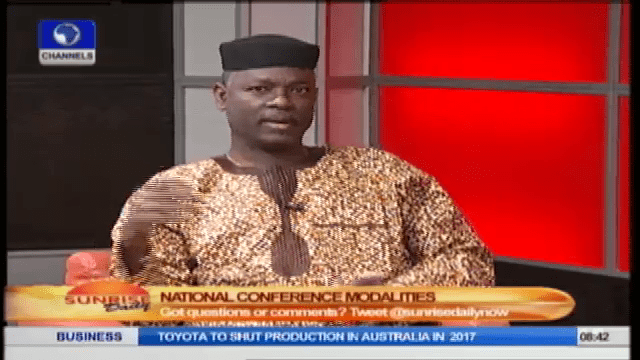 Decent Discussion Of Issues Will Make National Conference Successful – Osuntokun