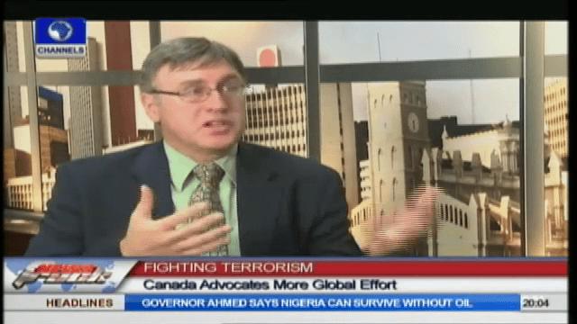 Canada Advocates Increased Global Effort In Fight Against Terror