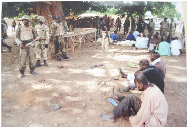 Captured Terrorists Make Confessions, Plead For Mercy