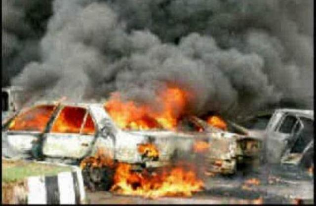 Large Bomb Explosions Rock Maiduguri