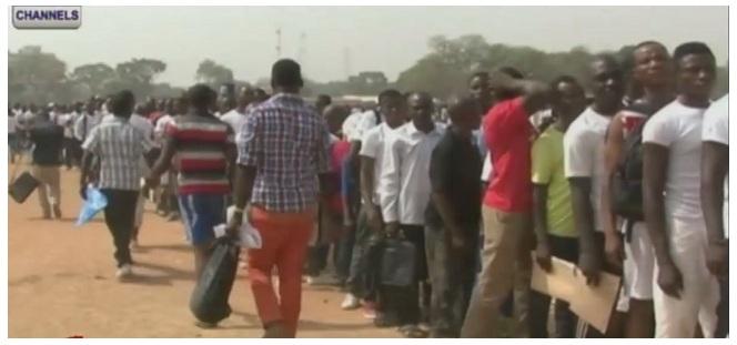 Immigration Job Seekers Die In Stampede, Blame Service Authorities
