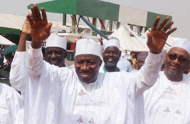 PDP Will Reclaim Lost States In 2015 – Jonathan