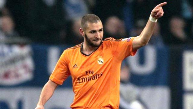 Benzema To Miss Real's Champions League Match Against Schalke
