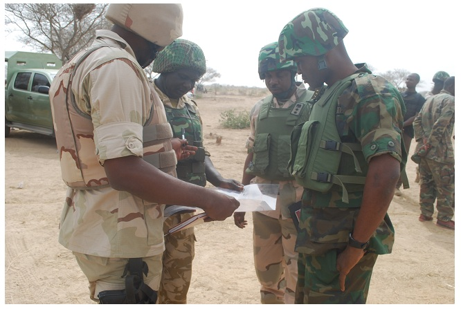Nigerian Forces Seek Media Cooperation In Information Sharing