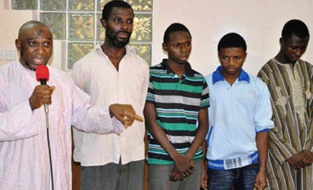 FG Seeks Secret Trial Of Suspected Terrorists