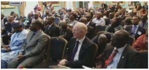 Nigeria-London development talks