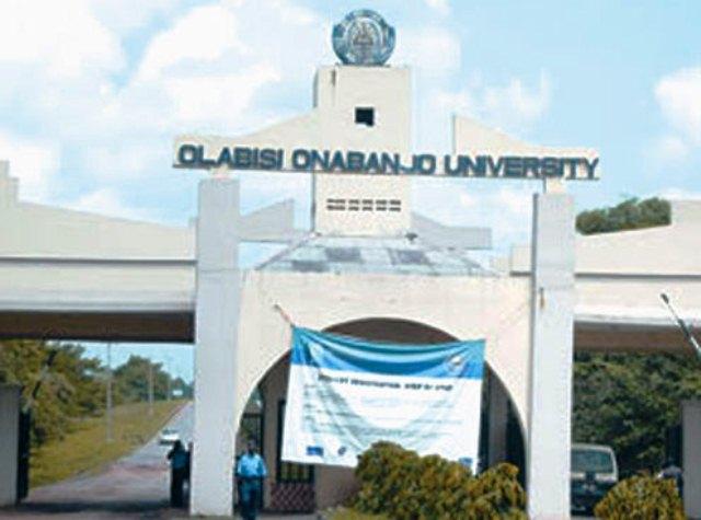 Ogun Education: OOU Lecturers Protest Irregular Payment Of Salaries