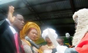 Obiano sworn in