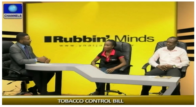 Activists Push For Quick Passage Of Tobacco Control Bill