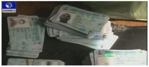 Parmanent Voters Card