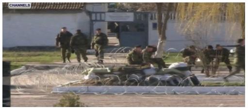 Russia Begins Integration Of Crimea Amid Sanctions
